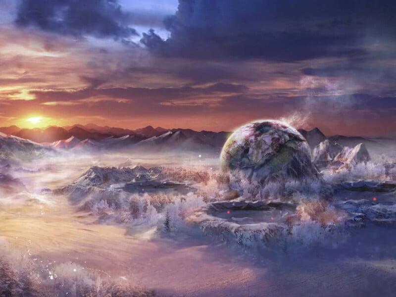 011. Menginjak Langit Menjunjung Bumi Pixabay min