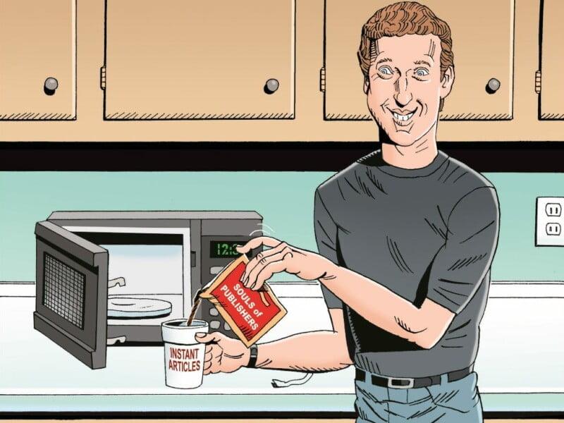 033. Kaos Mark Zuckerberg di Mata Orang Desa Contently.com  min