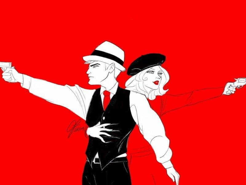 038. Bonnie and Clyde Jessie Lu blog min