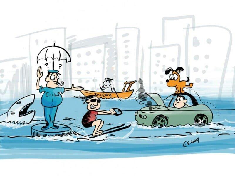Jurus Anti Mainstream Mengatasi Banjir di Kota Malang bluemix.net  min