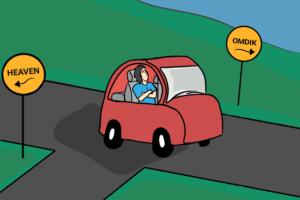 Opini Mobil Tanpa Pengemudi Mungkinkah min
