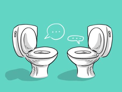Menengok Sejarah Toilet