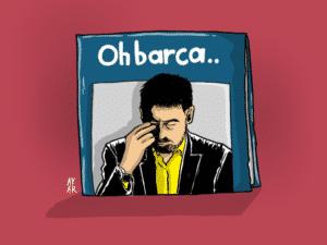 Barcelona, Josep Maria Bartomeu,