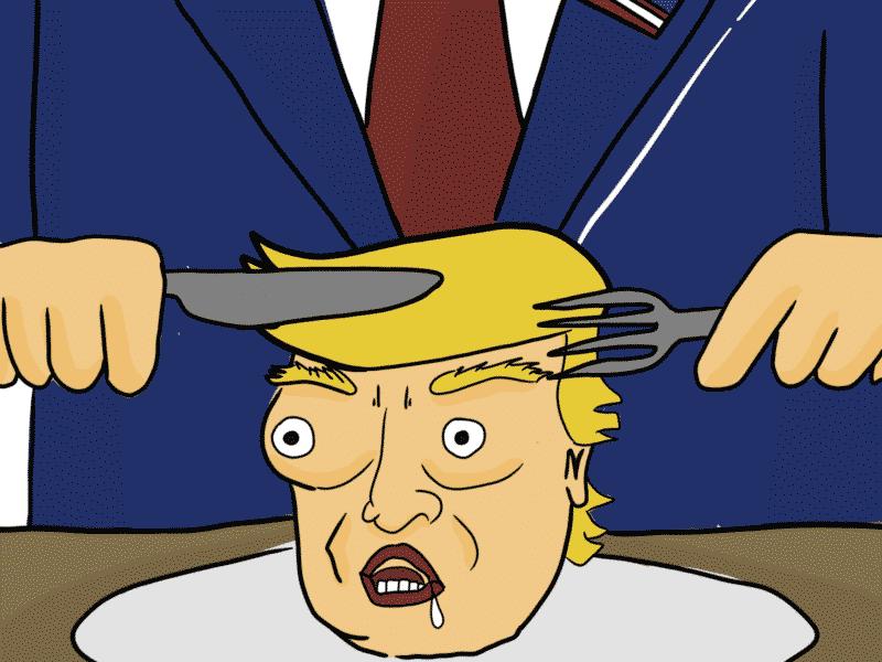 Parodi Donald Trump