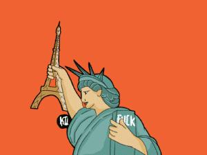 Saling 'Ejek' Budaya di Emily in Paris