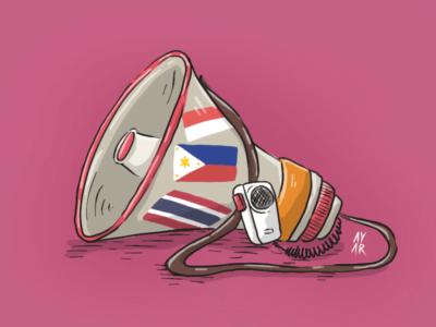 ASEAN, Thailand, Filipina, Indonesia dan Cipta Kerja